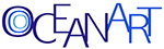 OceanArt Gallery & Education Logo
